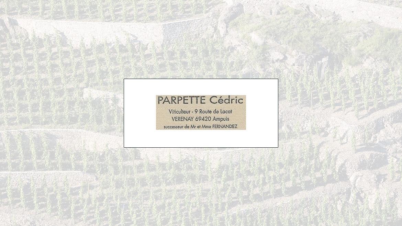 Cédric Parpette